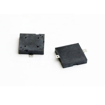 Wireless Lockout Buzzer System 13*13*2.5MM Small Square Piezoelectric Transducer Buzzer 1325