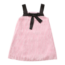2019 new Korean version of children's skirt <strong>girl's</strong> summer <strong>dress</strong> in a large children's tassel halter skirt