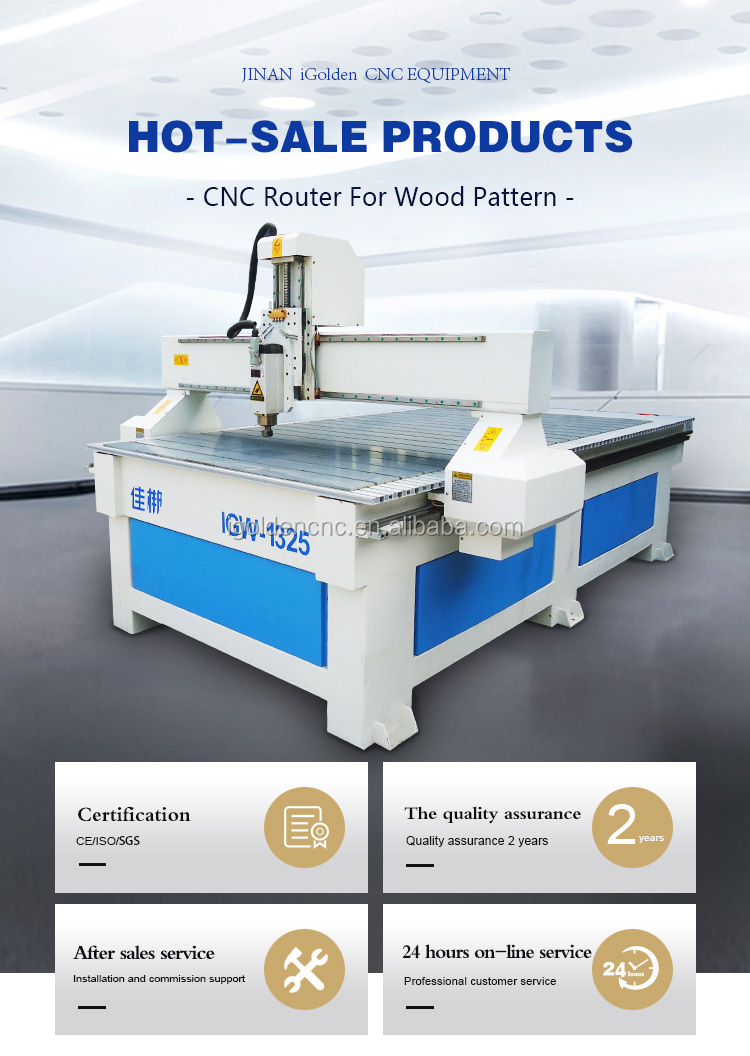 4x8 ft cnc router 1325 3 axis wood cutting machine working machinery for furniture