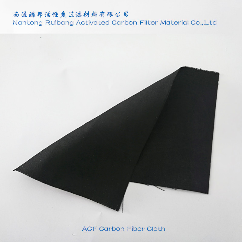 Manufacturer Supply Activated Carbon Felt Filter Pads Carbon Felt Fabric