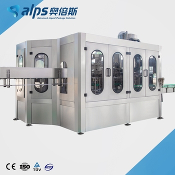 Automatic Ground Water Bottling Equipment for Pet Bottle