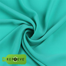 ecofriendly recycled <strong>polyester</strong> fabric recycled <strong>polyester</strong> 100% RPET fabric sweat wicking recycled fabric for women beachwear