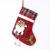 Christmas decorations Snowman deer socks Christmas tree hanging gifts candy bags
