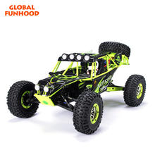 Global Drone WL10428 1:<strong>10</strong> RC Car 2.4G Electric Brushed Rock Crawler SUV <strong>Remote</strong> Control Off-Road Model Toy Vehicles