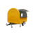 Electric Mobile Food Cart Philippines Battery Powered Food Truck for Sale in India