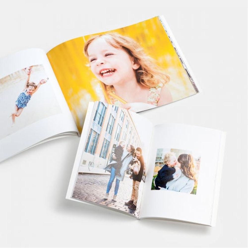 Soft cover catalogue custom full color cheap brochure <strong>printing</strong>