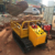 mini Power Barrow price hand held track carrier dumper for sale