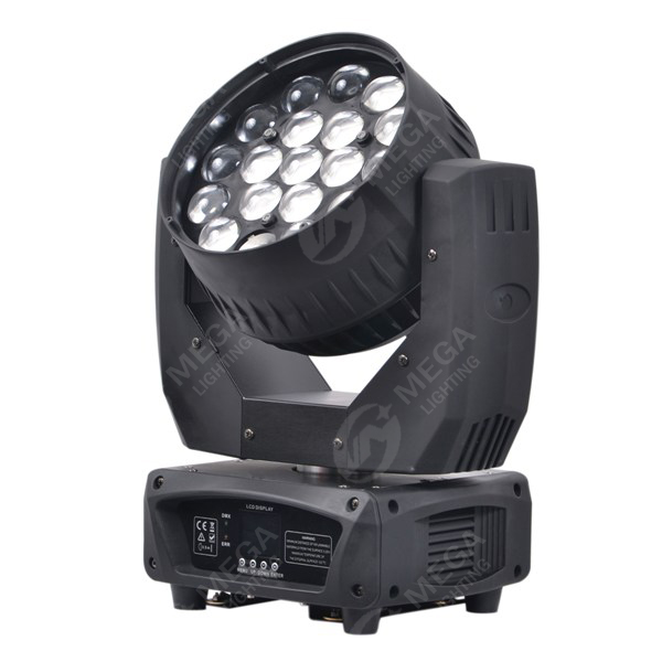 Pro dj disco night club stage light 19 x 15w led martin moving head lights MAC <strong>101</strong>