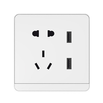 Phone wifi pop power switch plug sockets set usb smart electrical wall socket