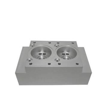 Densen Customized aluminum Precision Machining valve body