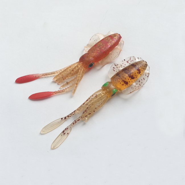New type squid skirts lures hot sell fishing soft lure