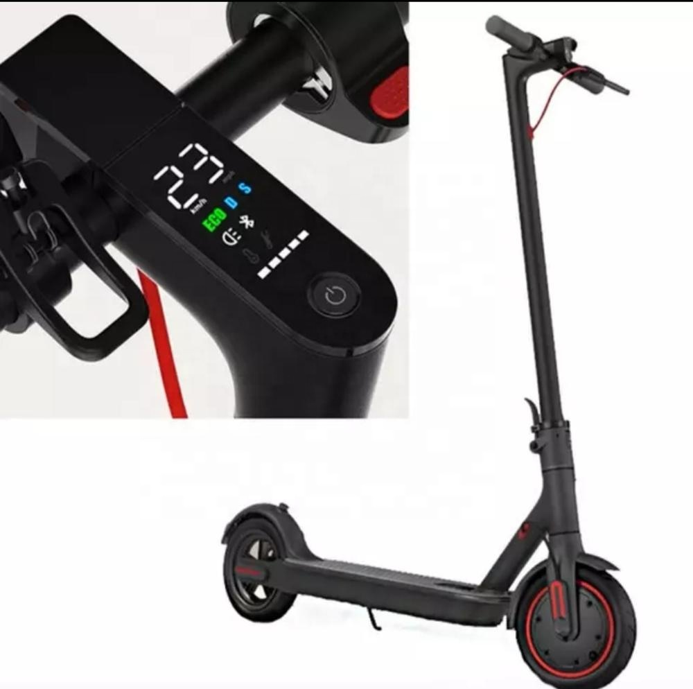 Our <strong>electric</strong> folding scooter with LED displayor copy as Xiaomi M365 Pro