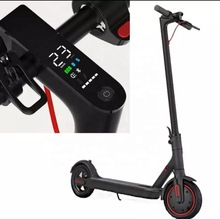 Our electric folding scooter with LED displayor copy as Xiaomi M365 Pro