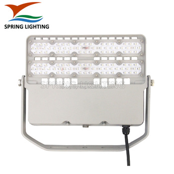 60W UL listed outdoor LED flood light 140lm/w outdoor cross way led high pole light