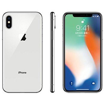 Minor Scratch Online Selling Silver A Grade 256Gb Carrier Unlock Un Test Used Cell Phone For Iphone X