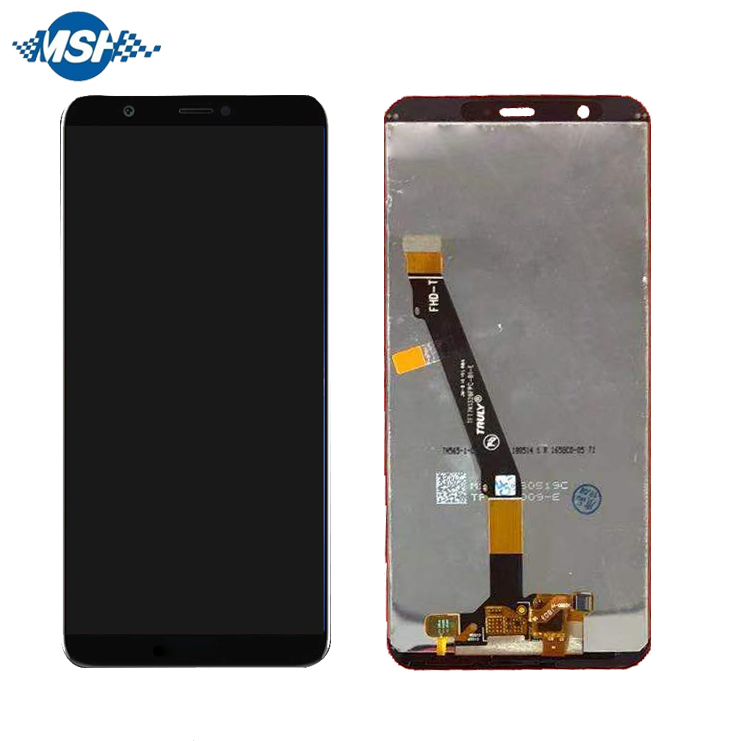 <strong>P</strong> Smart 5.65 inch LCD Screen Display <strong>100</strong>% Tested Digitizer Assembly Replacement For Huawei Enjoy 7S FIG-LX1 FIG-LA1
