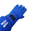 Ultra-low temperature resistance cryo protective liquid nitrogen gloves