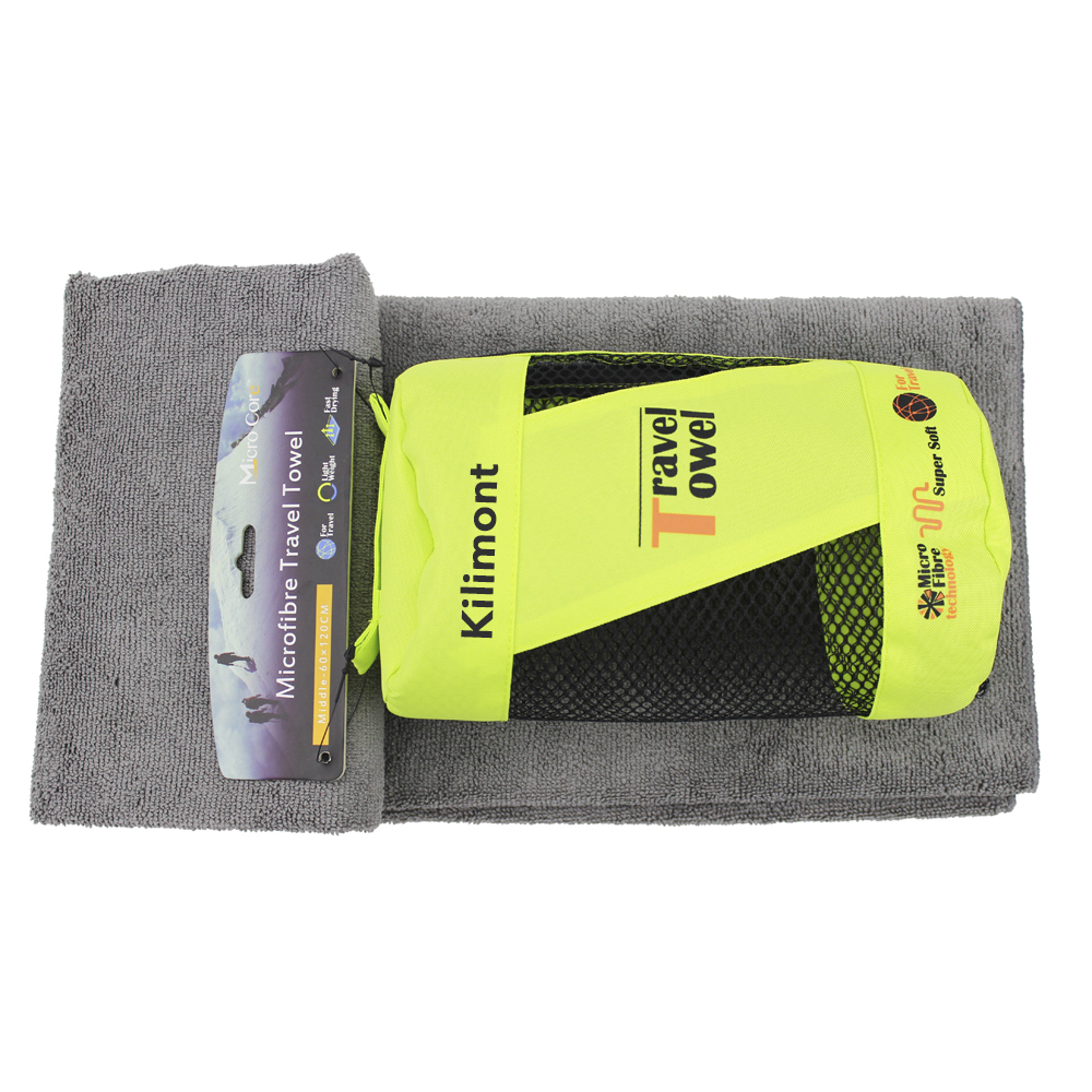 kilimont microfiber absorbent quick drying towels for the sports traveling
