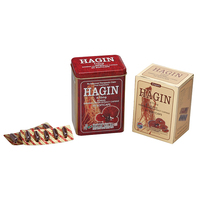 HAGIN(Korean Ginseng Linhzhi Extract Capsule)_The Best Selling Health Functional Foods