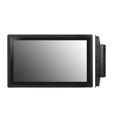 VESA/Embedded 12V/24V DC 21 21.5 inch capacitive/resistive touch screen panel display <strong>monitor</strong>