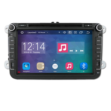 KANOR 2 din 8inch touch screen android 10 4+64g car dvd radio <strong>player</strong> for VW Magotan Caddy passat Golf Tiguan Touran Jetta