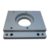 Customized CNC machining service for metal prototype CNC aluminum milling parts mechanical parts working