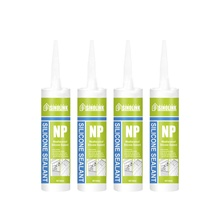SINOLINK rtv silicone sealant <strong>adhesive</strong> for glass for window frame and wall seal joint