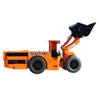 lhd underground tunnel diesel mining machine/ scooptram/safety equipment with CE and ISO
