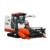 Sale of High quality Kubota 988q-q combine Harvester