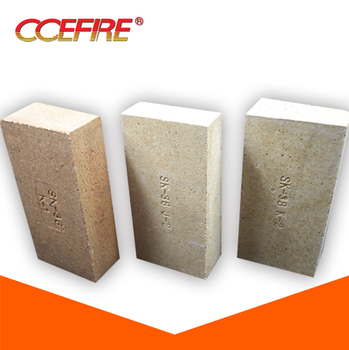 CCE FIRE ASTM&JIS High Temperature SK wood stove fire bricks