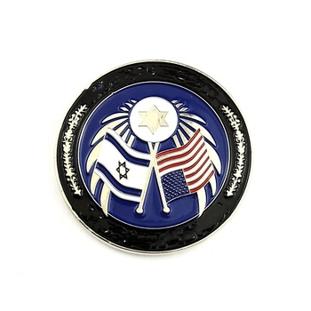 Cheap price stamping sports soft enamel custom metal challenge coin