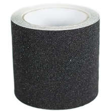 Heavy Duty Black Anti Slip High Traction Foot Grip Non Slip <strong>Friction</strong> Abrasive Adhesive Tape for Outdoor/Indoor Stairs