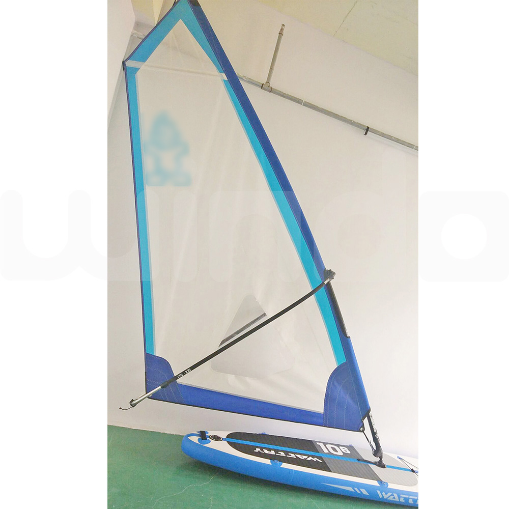 3m2 4.5m2 5m2 Stock fast delivery carbon mast wind surf sup paddle board sail