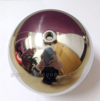 High Quality Stainless Steel Hollow Ball with Screw Outside