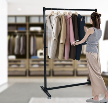 Aluminum Alloy Metal customizable Colors Clothes Rack,Foldable Clothes Drying Rack Airer