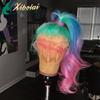 Colorful Wig,Can custom