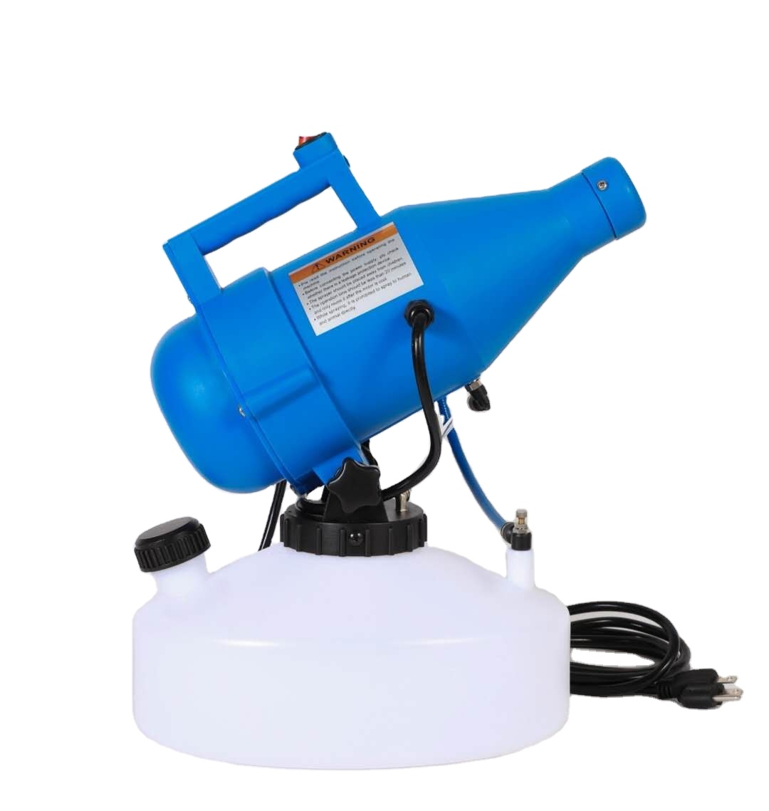 Mini portable power fogging machine electrostatic disinfectant cold fogger <strong>spray</strong>
