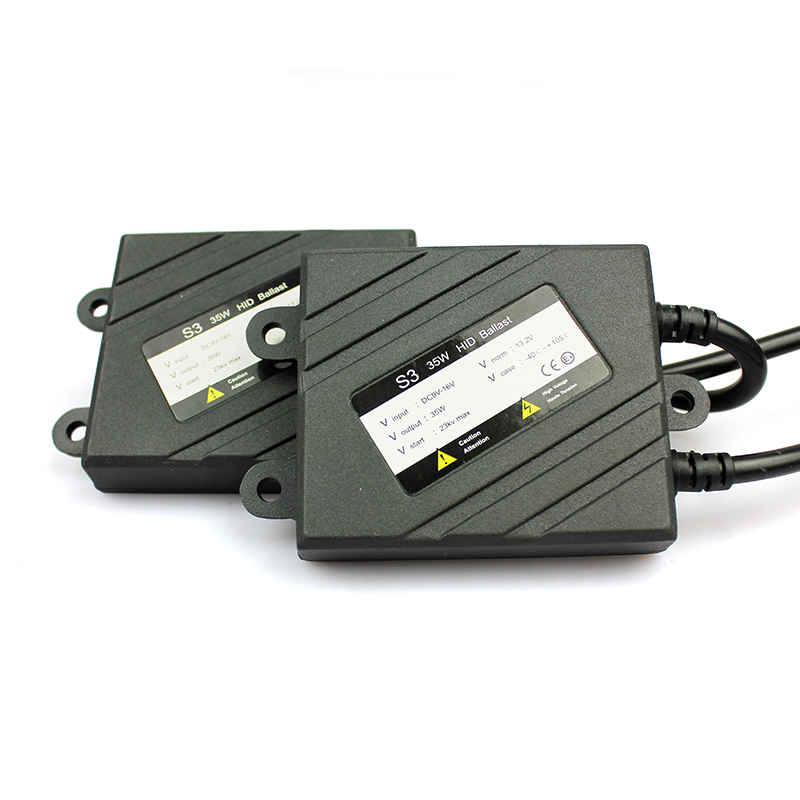 ULIGHT S3 <strong>HID</strong> ballast AC digital slim ballast 35W fit 10V-16V car <strong>HID</strong> xenon <strong>kit</strong>