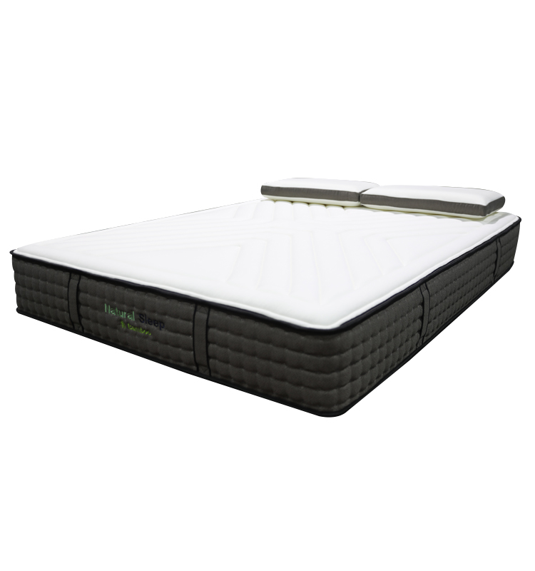 D39 Diglant high quality latex 5 star bedroom queen king inflatable pocket spring 12 inch xxxn foam memory hotel mattress - Jozy Mattress | Jozy.net