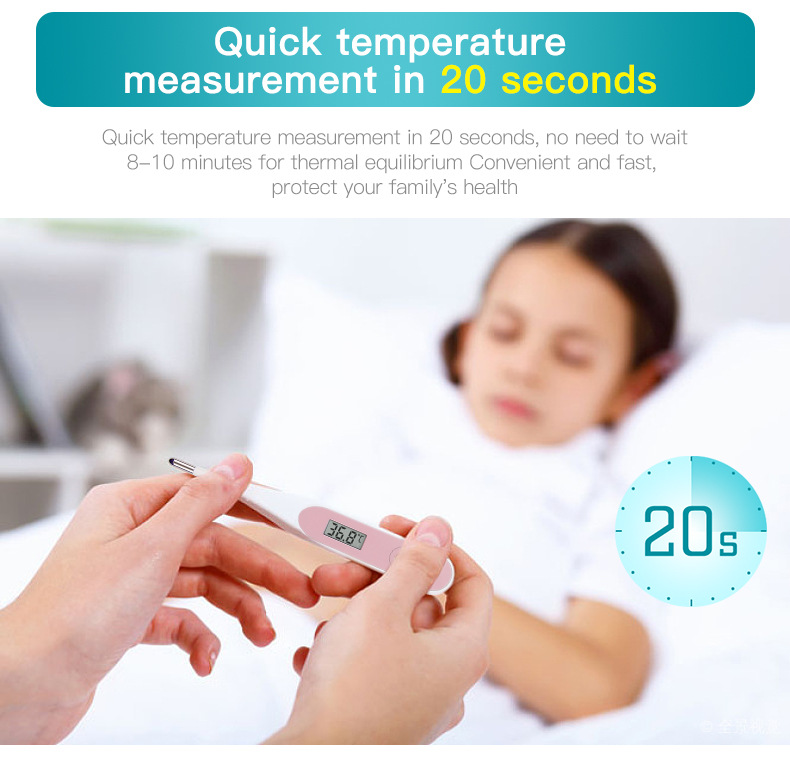 Personal Care Baby Digital Thermometer with FDA and CE