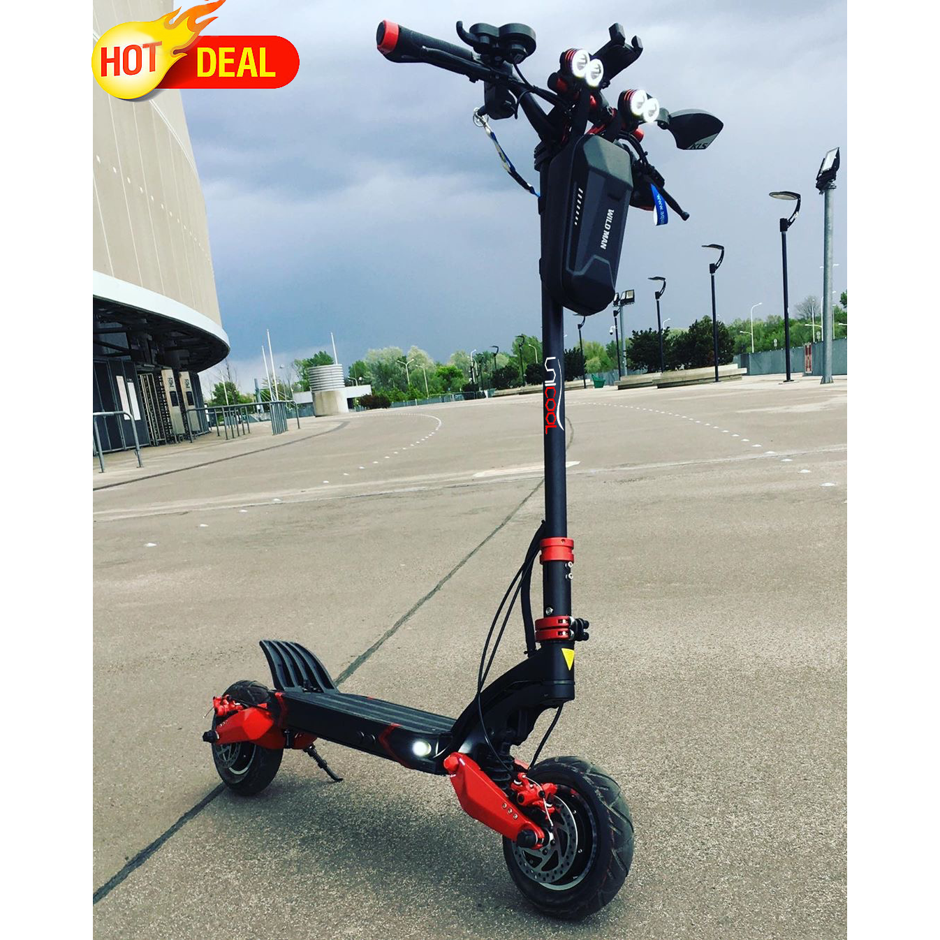 Unicool 2020 New design scooter <strong>electric</strong> adult dual motor suspension foldable powerful 60V 2000w <strong>electric</strong> scooters