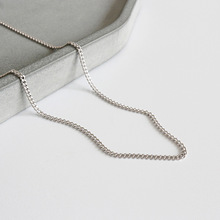 Professional manufacturer 925 silver <strong>chain</strong> necklace sterling silver mens necklace <strong>chain</strong>