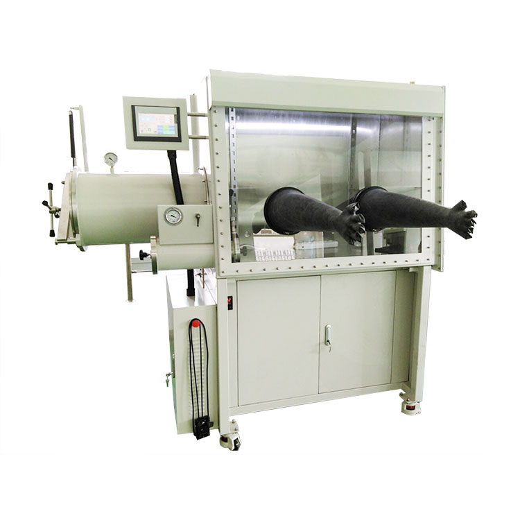 Lithium battery circulating purification glove box equipment for sale