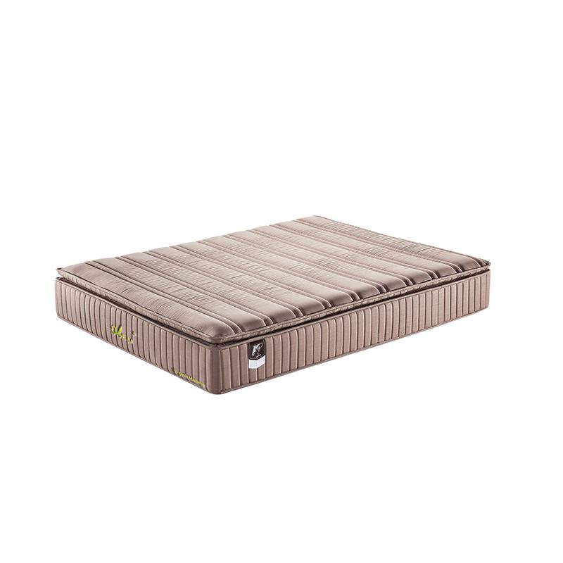 Organic cotton environmental memory foam pocket spring mattress of all size - Jozy Mattress | Jozy.net