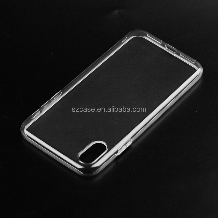 Wholesale High Quality 1.5mm Transparent Clear TPU Phone Back Cover Case for Huawei P30 Pro <strong>P</strong> Smart Plus 2019 Honor 8S