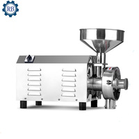 Stainless steel universal mung bean mill machine grain mill machine soybean mill machine
