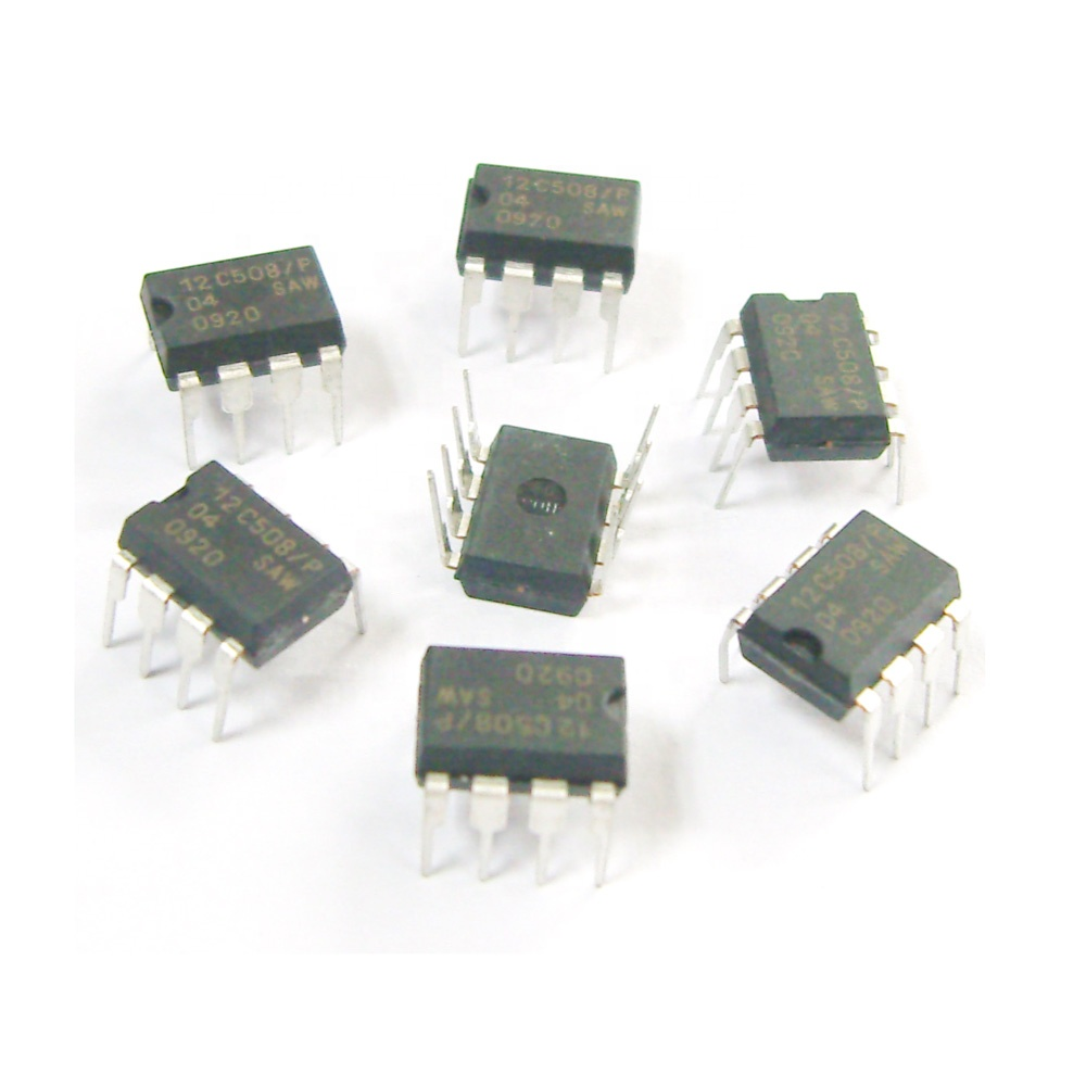 12C508/<strong>P</strong> 12C607/<strong>P</strong> Mod Chip IC Replacement For PS1 for PlayStation 1 KSM 440BAM 440AEM 440ADM