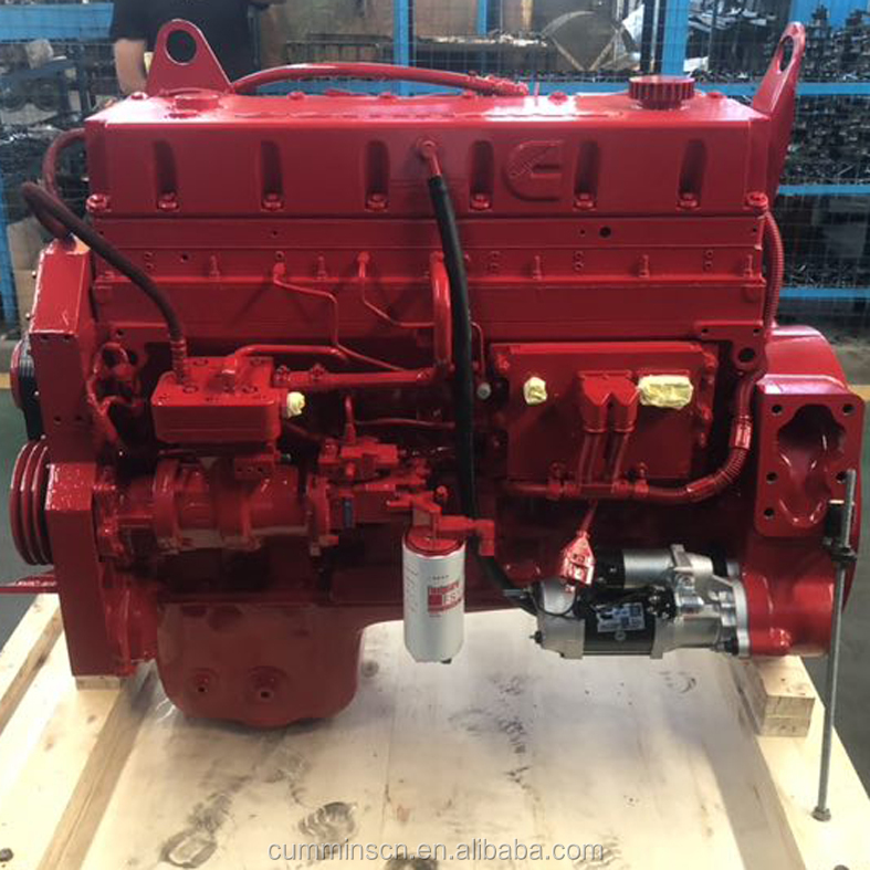 cummins engine ISM340E 20 Heavy duty truck engine made in china xian
