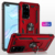 2020 New Product 360 Rotatable Ring Holder Kickstand Shockproof Magnetic Armor Mobile Phone Case For Huawei P40 P40 Plus