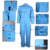 Cotton Industrial Hi Vis Flame Retardant Coverall Workwear